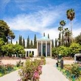 Sa'di Mausoleum in Shiraz