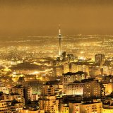Roham Shiraz set Tehran as an experimental ground and encouraged participants to take a fresh look at the city, explore its visual potentials and present associated concepts.