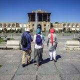 Isfahan Appoints Task Force to  Attract More Chinese Visitors