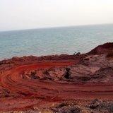 Illicit Mining at Hormuz Island Put on Hold