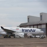 IranAir operates scheduled services to some 70 destinations in Asia and Europe.