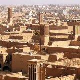 Yazd Historical Texture Under Restoration