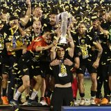 AEK Athens has won 31 national titles.
