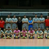 Men's Volleyball Team Striving for 4th Asia Title