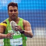 Haddadi Takes Silver in IAAF Diamond League