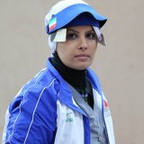 Elaheh Ahmadi Replaces Kimia Alizadeh as Flagbearer