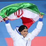 Iran Bags Five Medals at Karate1 Premier League