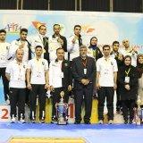 Iran delegation bagged nine medals.
