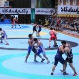 Iran Eyes Wrestling Gold Medals at Asian Games
