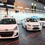 Kerman Motor Unveils Locally Produced Hyundai Accent
