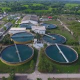 Wastewater Treatment Capacity Up 149%