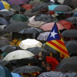 Catalonia Erupts in Protests Over Referendum Ban