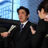 Abe: Japan Will Never Give in to Terrorism