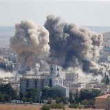 IS Hit With 27 Airstrikes