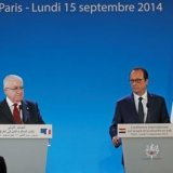 Paris Summit Vows Appropriate  Military Assistance for Iraq