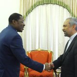 Africa Relations a Priority