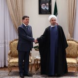 Rouhani Calls for Syria Dialogue