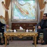Security Chief, Iraqi Minister Discuss Anti-Terror Fight