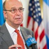 UN Lebanon Envoy Meets Leader's Advisor