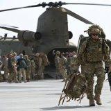 Most Brits Against Afghan War