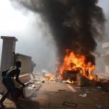 Burkina Faso President Defies Calls to Resign