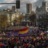 Thousands Attend Madrid Anti-Austerity Rally
