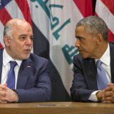 Obama, Abadi to Discuss  IS, Arms Deals