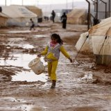 Palestinians in Syria Cut Off From Aid