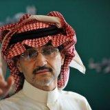 Saudi Prince's New TV Shut