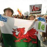 Scotland Independence Vote Sparks Debate in Wales