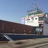 First Direct Shipping Line  to Russia Opens