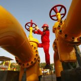 China Gas Output Growth