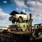 Old Cars 50 Times More Polluting