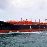 17 New LPG Carriers  Join Iranian Fleet