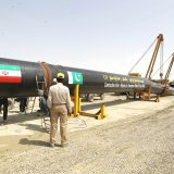 Iran-Pakistan Gas  Pipeline Edges Forward