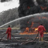 Thieves Caused Nigeria Pipeline Fire
