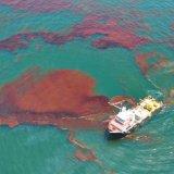 Libyan Tanker Spills Crude After Collision Near Singapore