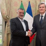 Iran, France Strengthen Agricultural Ties