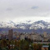 Move to Improve  Tehran Urban Landscape
