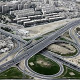 'Car Centric' Chaotic Cities