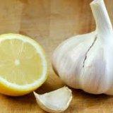Garlic, Lemon Good for Heart
