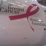 Travel Industry in Breast Cancer Campaign