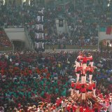 Human Tower Contest