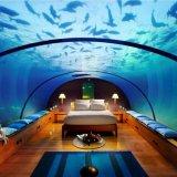 Space, Underwater Final Tourism Frontier?