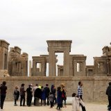 Int'l Tourism Up 5%  in First Half