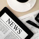 News App in English, Arabic