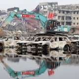 Toyota to Restart China Plant After Blasts