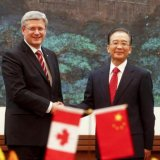 China, Canada  Sign Currency Deal