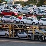 Car Imports Down