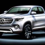 Mercedes Benz Pickup Announced